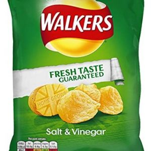 Salt and Vinegar Crisps
